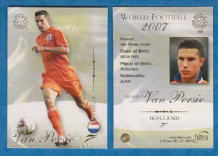 Holland Robin Van Persie Arsenal